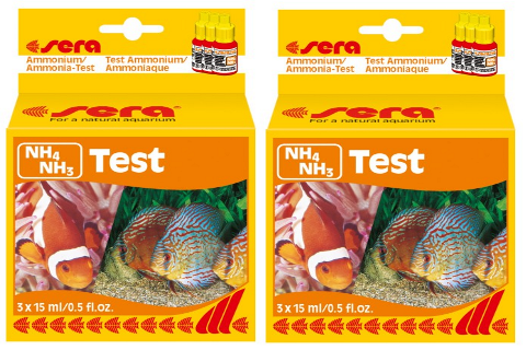 Test NH3/NH4+ Sera Đức